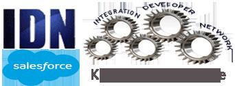 Salesforce @ IDN Knowledge Xchange Portal (KEP) Logo
